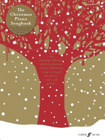 The Christmas Piano Songbook : Voice And Piano With Guitar Chords