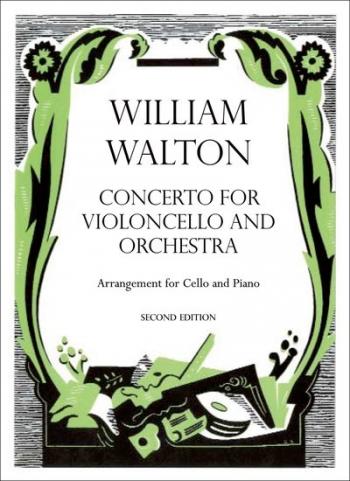 Concerto: Cello And Piano  (Oxford)