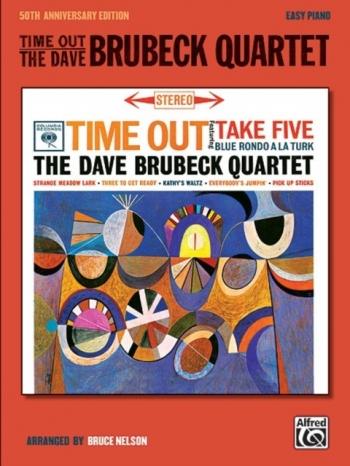 Time Out 50th Anniversary Brubeck Quartet  Easy Piano Solo