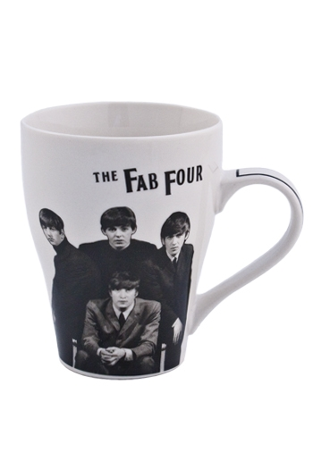 Beatles Fab Four Mug