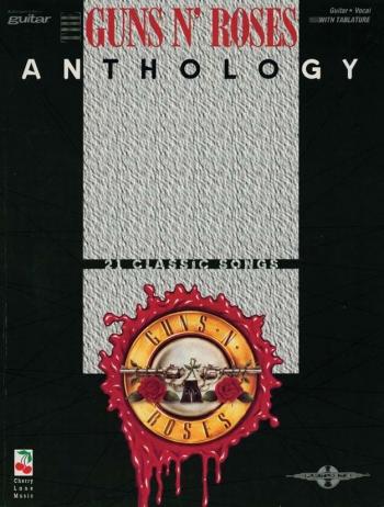 Guns N Roses: Anthology: Guitar Tab