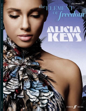 Alicia Keys: The Element Of Freedom: Piano Vocal Guitar