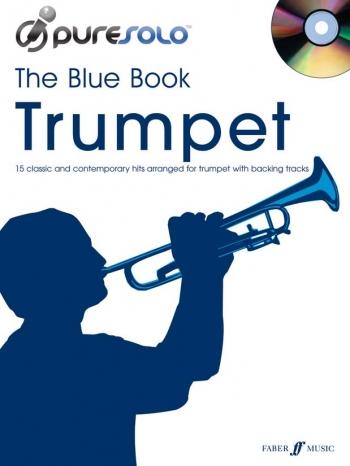 Pure Solo: The Blue Book: Trumpet: Bk&cd