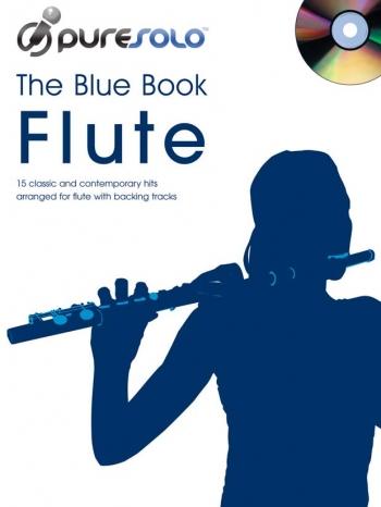 Pure Solo: The Blue Book: Flute: Book & CD