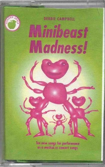 Minibeast Madness: Cassette: Cantata