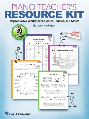 Piano Teachers Resource Kit