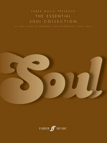Essential Soul Collection - 22  Soul Classic  Arranged For Piano