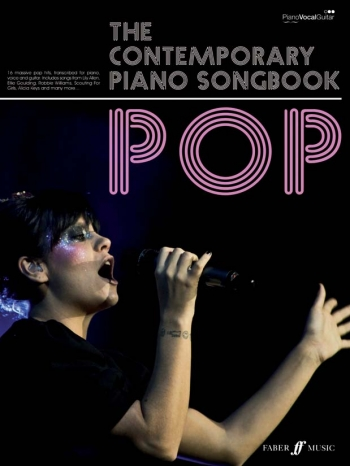 The Contemporary Piano Songbook: Pop: Piano Vocal And Guitar