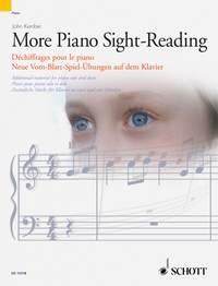 More Sight-Reading Book 1: Piano (kember)