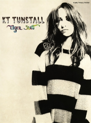 Kt Tunstall: Tiger Suit: Piano Vocal & Guitar