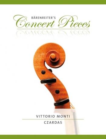Czardas: Violin And Piano  (Barenreiter)