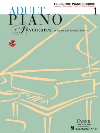 Adult Piano Adventures: All In One Lesson Book 1