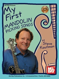 My First Mandolin Picking Songs: Mandolin