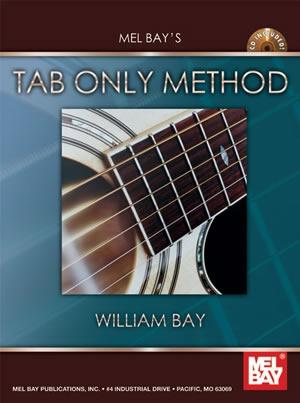 Mel Bay Tab Only Method