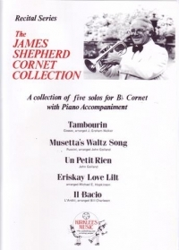 James Shepherd: Cornet Collection: Cornet