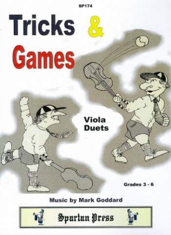 Tricks & Games: 2 Violas