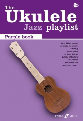 Ukulele Jazz Playlist: Purple Book