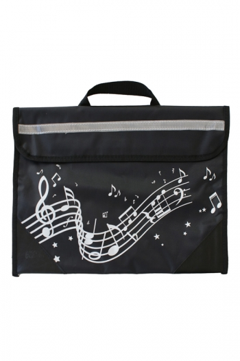Musicwear Wavy Stave Music Bag - Various Colours