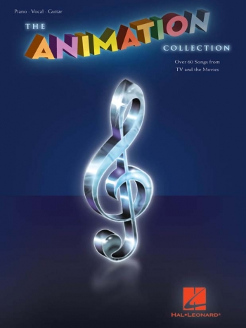 The Animation Collection: Piano Vocal Guitar