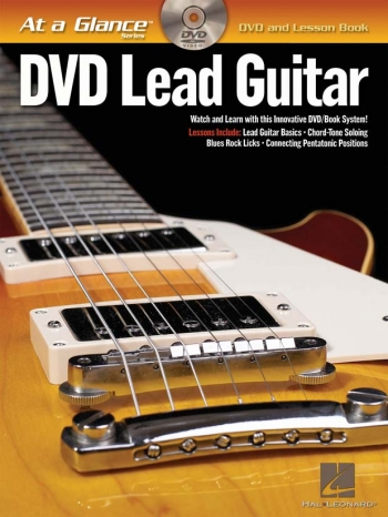 At A Glance Guitar: Lead Guitar: DVD And Lesson Book