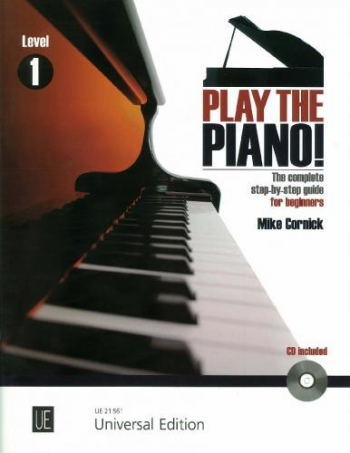 Play The Piano! Level 1: Tutor: Book And Cd