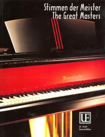Great Masters: Piano Solo