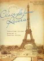 Clair De Lune And Reverie: Easy Piano: Book And Cd