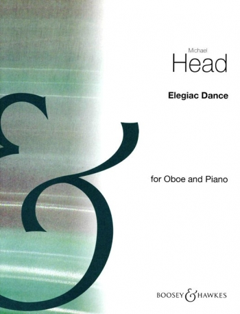 Elegiac From Three Pieces: Oboe & Piano (B&H)