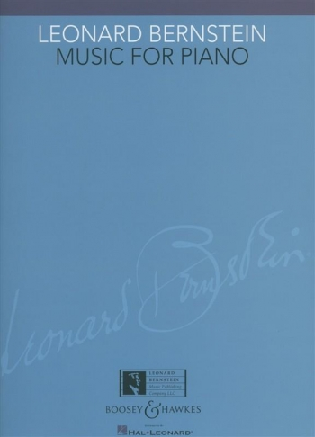 Bernstein For Piano  (Boosey & Hawkes)