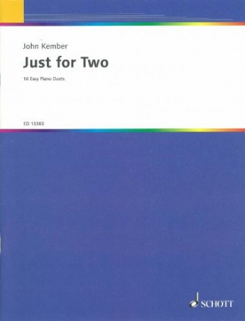 Just For Two: 16 Easy Piano Duets