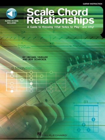 Scale Chord Relationships: Guitar