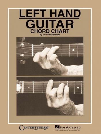 Left Handed Guitar: Chord Chart
