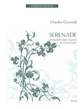 Serenade: Oboe And Piano (Emerson)