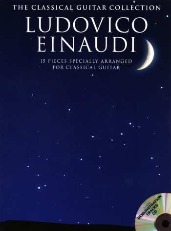 Einaudi: Classical Guitar Collection: Bk&Cd