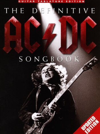 AC/DC: The Definitive Songbook: Guitar Tablature Edtiton