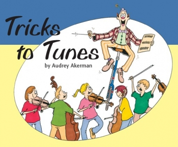 Tricks To Tunes Book 1: Double Bass (akerman)