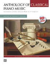 Anthology Of Classical Piano Music With Performance Practices In Classical Piano Music Boo