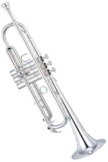 Yamaha 8310ZS Silver-Plated Bobby Shew Custom Trumpet
