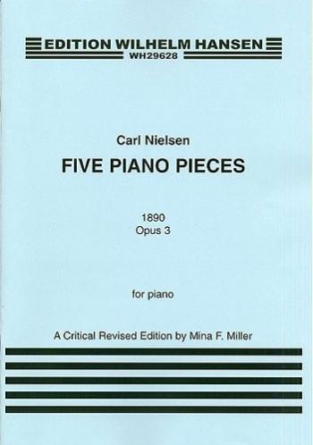 5 Piano Pieces: Piano