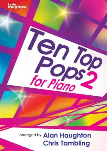 Ten Top Pops For Piano: Book 2