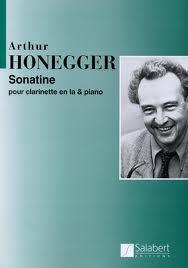 Sonatine: Clarinet & Piano (Salabert)