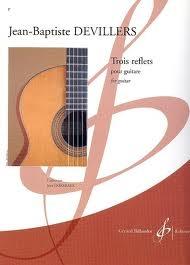 Devillers: Trois Reflets: Guitar
