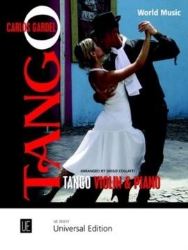 World Music: Tango: Violin & Piano