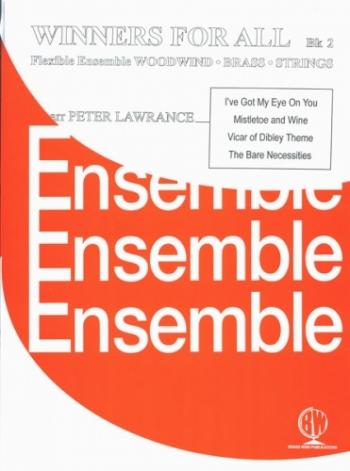Winners For All: Book2: Flexible Ensemble For Woodwind, Brass, Strings