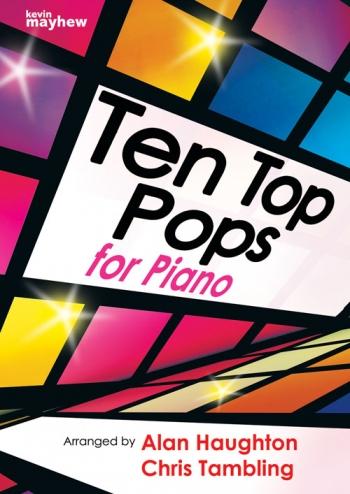 Ten Top Pops For Piano: Book 1