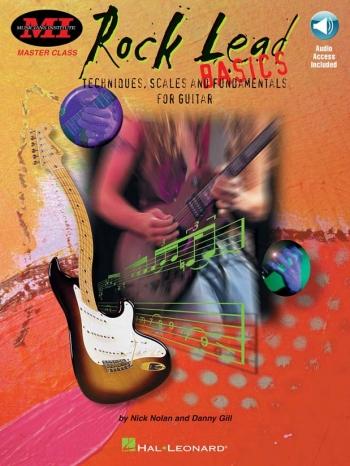Rock Lead Basics: Guitar