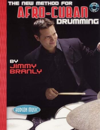 New Method For Afro Cuban Drumming: Tutor: Drum: Bk&cd