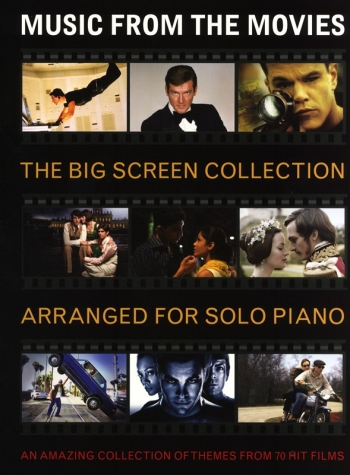 Big Screen Themes: Music From The Movies For Solo Piano