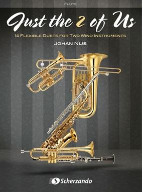 Just The 2 Of Us: Flute Duets
