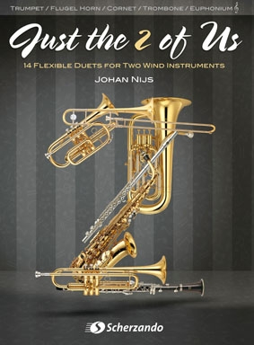 Just The 2 Of Us: Brass Duets: Treble Clef